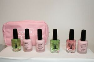 Cured by Julep What Your Nails Need 6 Pc. Kit .74 fl. oz.x6 NEW USA