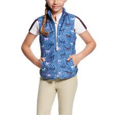 Abbigliamento reversibile blu per bambine dai 2 ai 16 anni
