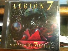 Legion 7 : And on the 7th Day CD (1995) NEW HTF