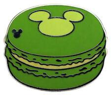 2015 Disney WDW Hidden Mickey Series Macaron Green Pin