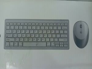 Jelly Comb Wireless Backlit Keyboard And Mouse Combo IWG-LJTZ01