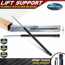 2x Rear Window Glass Hatch Lift Supports Shock Struts for Chevy Astro GMC Safari
