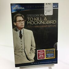 New Sealed To Kill a Mockingbird (DVD, 2012, 2-Disc Set) Gregory Peck DS55