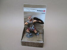 SCHLEICH NEW HEROES THE FEARED WARRIOR FROM THE NORTH 70066 NEW