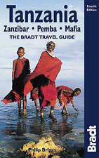 Tanzania (The Bradt Travel Guide) (Bradt Travel Guides), Briggs, Philip, Very Go