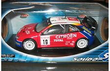 Solido Citroën Diecast Rally Cars