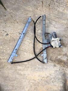 CITROEN XSARA PICASSO MPV 2006 RIGHT DRIVER WINDOW REGULATOR AND ELECTRIC MOTOR