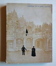 Anthologie de la Poésie Naturelle 1949 K éd. BRASSAÏ Pierre Faucheux Art Brut