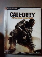 JEU + GUIDE Stratégique - Call of Duty Advanced Warfare - XBOX ONE - NEUF
