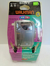 Vintage Sony Walkman Am/Fm Stereo Cassette Player New Sealed Wm-Fx323