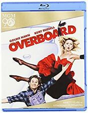 Overboard (Blu-ray Disc, 2011) - NEW!!