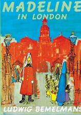 Madeline: Madeline in London by Ludwig Bemelmans (2000, Picture Book, Deluxe)