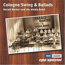 Harald Banter e il media nastro Cologne swing & Ballads CPO SPECIAL CD 2007 WDR