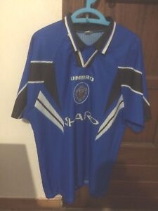 shirt maillot trikot manchester utd cantona 90 vintage jersey collector england