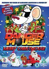 Danger Mouse Merry Christmouse DVD - Childrens Kids Christmas Film Santa **NEW**