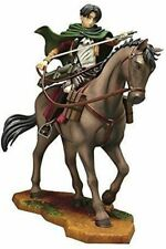 Banpresto Attack on Titan Levi cavalry figure