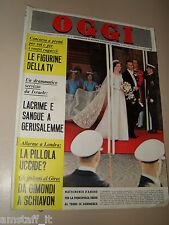 OGGI=1967/25=SEGRETI DI CAROSELLO=JULIETE MAYNIEL=TOMAS MILIAN=SILVANO SCHIAVON
