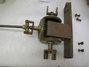 A Set of Turret Clock Bevel Gears