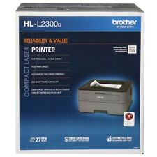 Brother HL-L2300D Standard Laser Printer