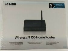 New Sealed D-Link N150 Home 150 Mbps 4-Port 10/100 Wireless N Router (DIR-601)