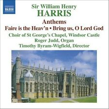 The Choir of St. George's Chapel, Windsor Castle - Choral Music [New CD]