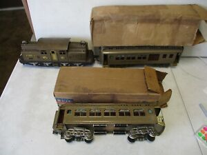 Lionel Standard Gauge Train Set with Locomotive 402