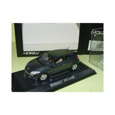 RENAULT MEGANE III Coupe Gris NOREV 1:43