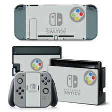 Skin Decal Sticker for Nintendo Switch Faceplate