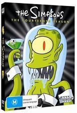 THE SIMPSONS : SEASON 14 : NEW DVD