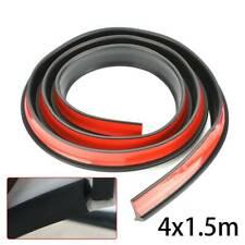 4x1.5m Radlauf Schutzleisten Verbreiterung Kotflügel Reparaturblech Universal DE