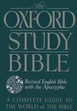Philosophy textbooks for sale ebay the oxford study bible revised english bible with apocrypha 1992 paperback revised fandeluxe Image collections