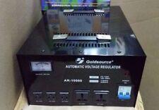 STABILIZZATORI ELETTRONICI TENSION TRASFORMATORE 10000W DA 230V 110V E 120V-230V
