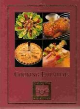 COOKING CLUB OF AMERICA: COOKING ESSENTIALS-A BASIC HOW TO COOK BOOK-1997 HB