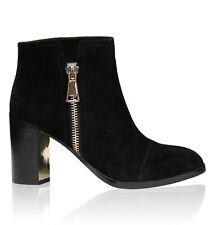 BNIB Senso Quartz II Ebony Suede Boots Size AU 9/ EUR 40