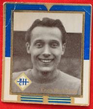 FOOTBALL BILD KÖNIG Fußball 1935/36 UNVERGESSEN † ERICH BURKHARDT * BC HARTA