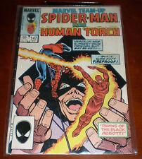 MARVEL TEAM-UP - SPIDER-MAN & THE HUMAN TORCH - NOV 1984 #147