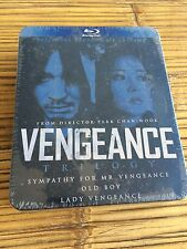 Vengeance Trilogy - limited edition blu-ray tin