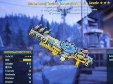 Fallout 76 - PS4 - Tesla Rifle - B/E/25 - 3 🌟🌟🌟 - Max Level 🔥🔥🔥