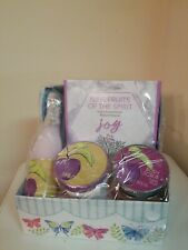 All occassion Woman Gift Basket Fresh Plum Spa