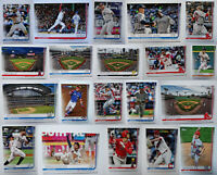 2019 Topps Series 1 Baseball Cards  Complete Your Set Pick From List 1-175