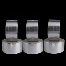 8X HIGH QUALITY Reinforced Aluminium Foil Tape 72MM X 30M FREE POSTAGE