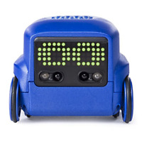 Boxer 6045394 Interactive A.I. Robot Toy Blue with Personality and Emotions, for