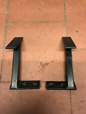 Classic Range Rover Dog Guard Mounting Brackets Pair X2