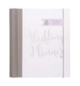 Large Hardback Wedding Planner Book (Organiser/Journal) / Lovely Engagement Gift