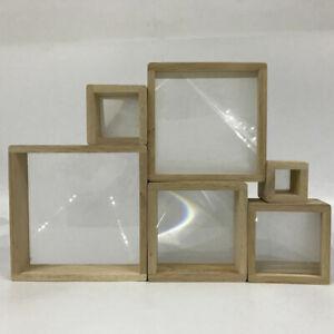 Fresnel Mirror Blocks 6 pieces