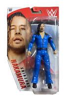 SHINSUKE NAKAMURA Mattel WWE Basic Series 107 Chase Variant Figure BRAND NEW