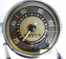Furgoneta VW t1 samba velocímetro velocímetro del velocímetro a partir de 8.60
