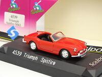 Solido 1/43 - Triumph Spitfire MKI Rouge