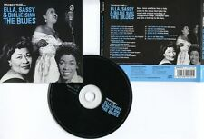 "ELLA, SASSY & BILLIE SING THE BLUES """" (CD) 2002"