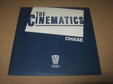 """THE CINEMATICS """" CHASE """" CD SINGLE PROMO 2005 EXCELLENT"""